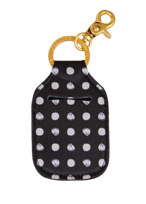 ***Simply Southern Key Chain Hand Sanitizer Pouch Dots