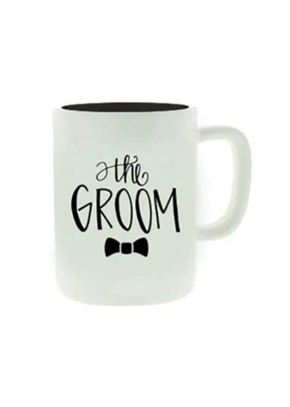 Mary Square ***The Groom Ceramic Mug