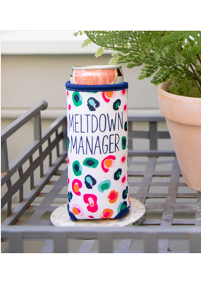 Mary Square ***Meltdown Manager Skinny Beverage Sleeve