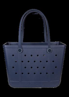 ***Simply Southern Large Waterproof Tote Bag in Navy EVA