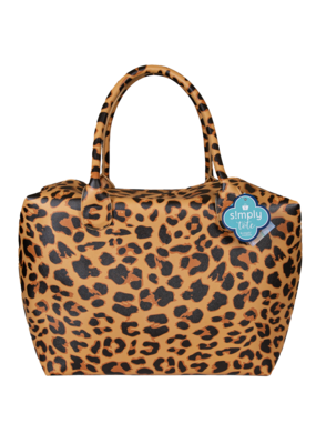 ***Simply Southern Large Bag Inserts Leopard