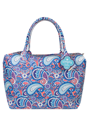 ***Simply Southern Large Bag Inserts Paisley