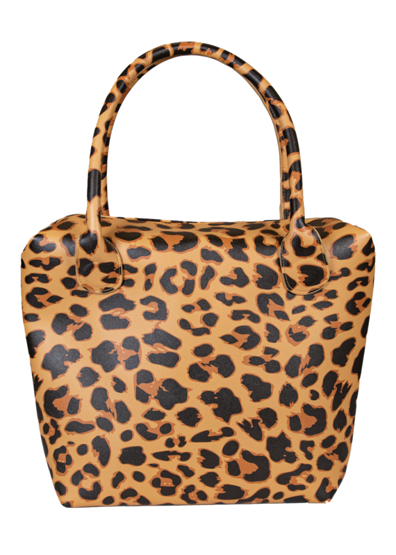 ***Simply Southern Bag Insert Leopard