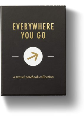 ***Everywhere You Go Travel Notebook Collection