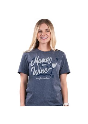 ***Simply Southern Vintage Mama Needs Wine
