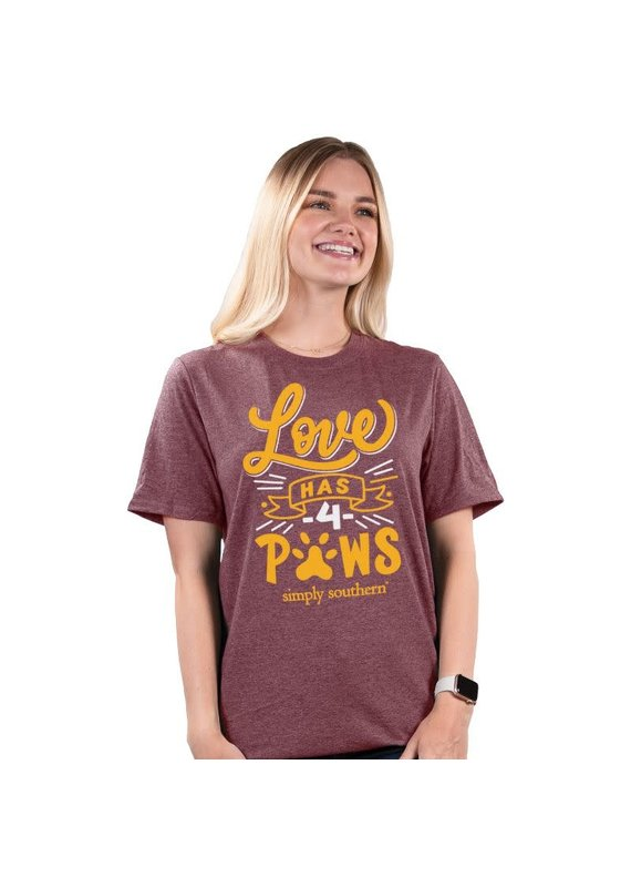 ***Simply Southern Vintage Love is 4 Paws