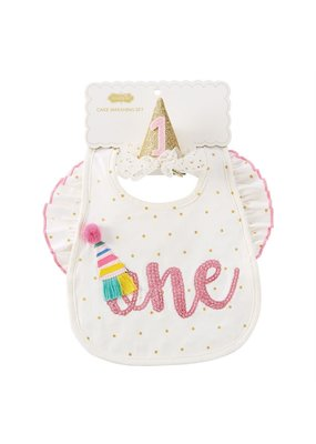 ****First Birthday Girl Cake Smash Set