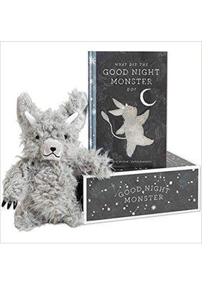 ***Good Night Monster Storybook & Plush