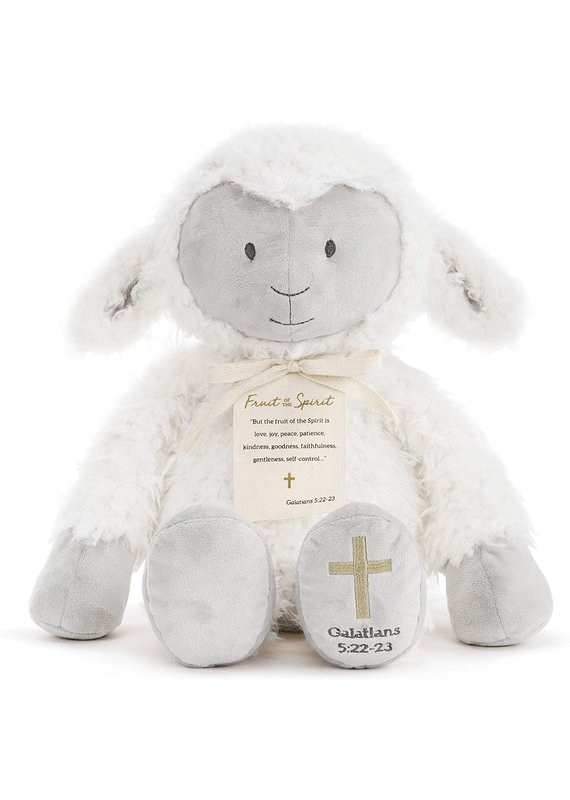 ***Fruits of the Spirit Lamb Plush (Large)