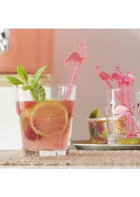 ***Flamingo Drink Stirrers