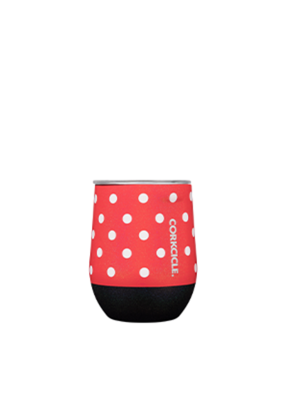Corkcicle ***Corkcicle Minnie Mouse Stemless Wine Tumbler