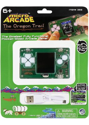 Super Impulse ***Mini Arcade The Oregon Trail Game