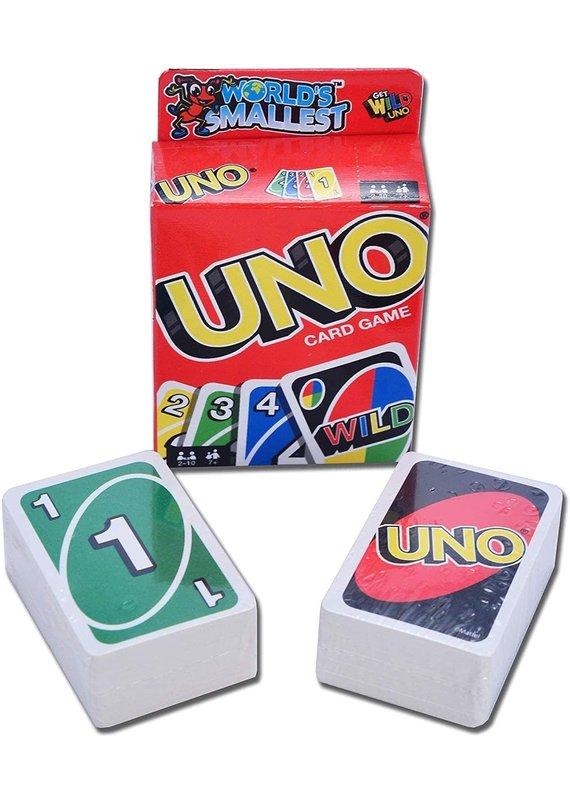 Super Impulse ***World's Smallest UNO Game