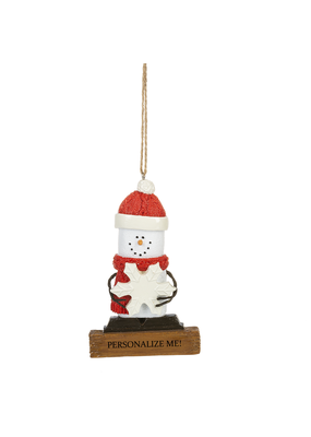 ****Smore Personalized Ornament
