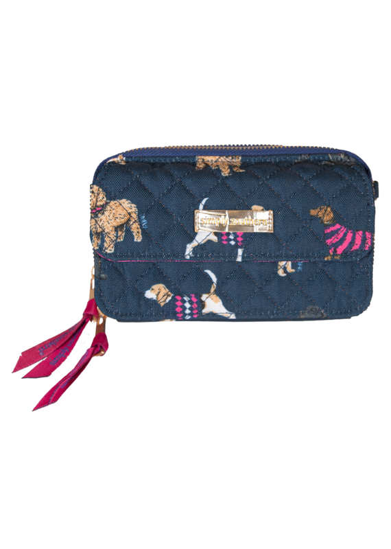 ***Simply Southern Phone Wristlet Dog