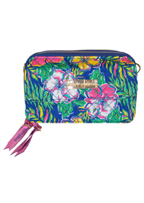 ****Simply Southern Phone Wristlet Tropical