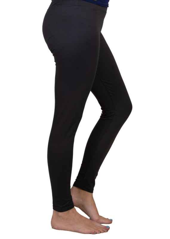***Simply Southern Leggings Charcoal