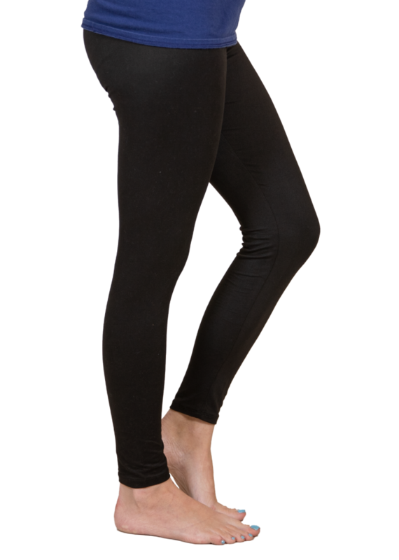 ***Simply Southern Leggings Black