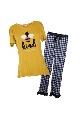 ****Simply Southern Bee Kind PJs