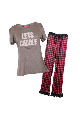 ****Simply Southern Lets Cuddle  PJs