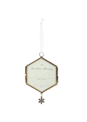 ****Baby's First Christmas Frame Ornament