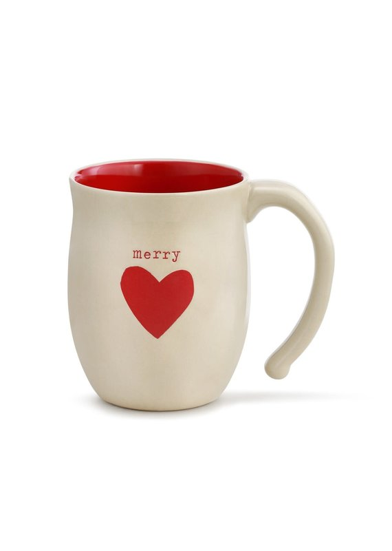 ****Merry Heart Coffee Mug