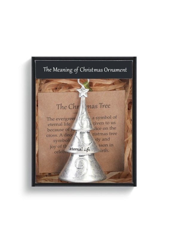 The Meaning Of Christmas Ornament Bell Amys Party Store