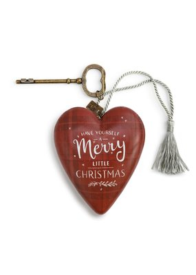 ***Have a Merry Little Christmas Art Heart