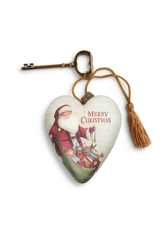 ****Merry Christmas Art Heart