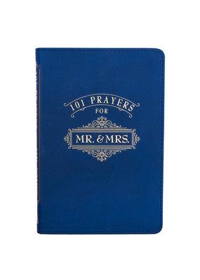 ****101 Prayers For Mr & Mrs Book