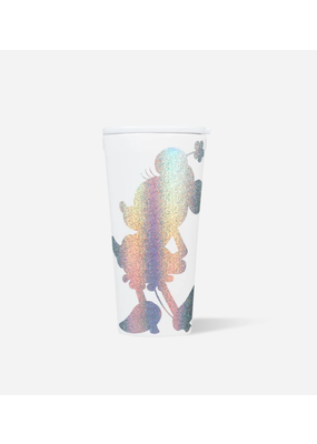 Corkcicle ****Corkcicle White Silhouette Minnie Mouse 16oz Tumbler