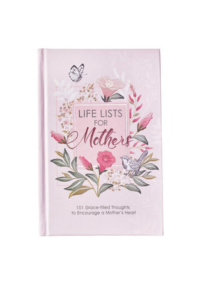 ****Life Lists for Mothers Book