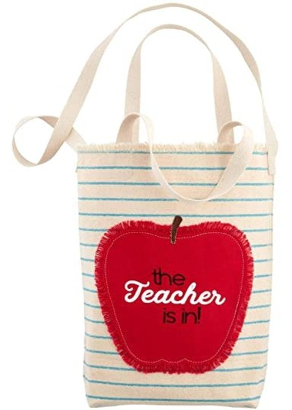 ****The Teacher is In Tote Bag