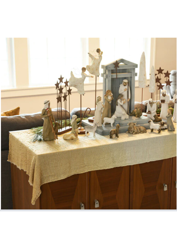 ****Willow Tree Nativity Table Runner