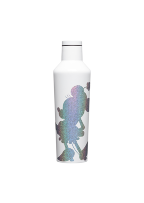 Corkcicle ****Corkcicle White Silhouette Minnie Mouse 16oz Canteen