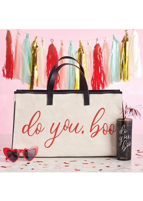 ****Do You, Boo Tote Bag