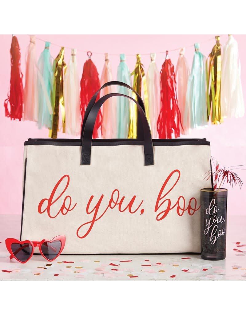 ****Do You, Boo Tote Bag