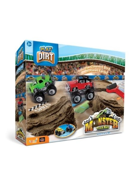 Play Visions ****Play Dirt Monster Truck