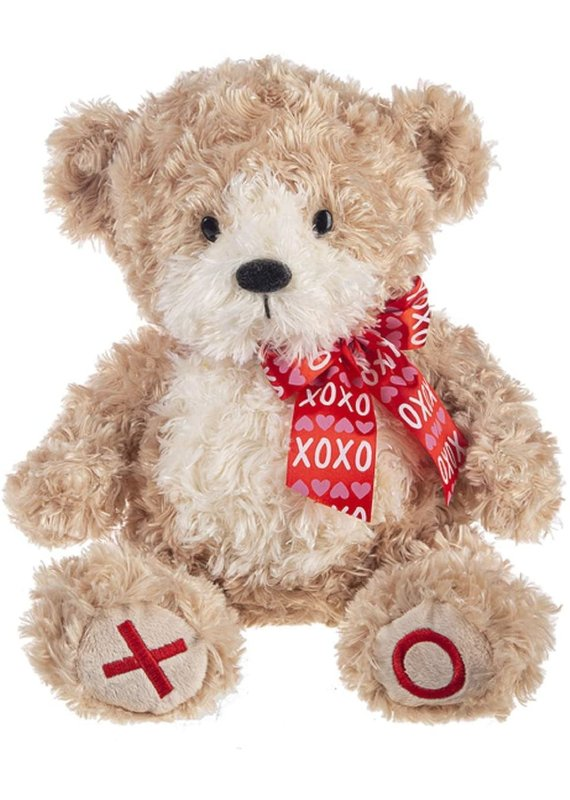 ****XOXO Plush Teddy Bear