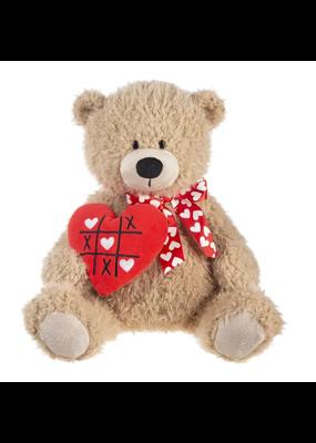 "****Kipling  XOXO Valentine's Plush 22"" Teddy Bear"
