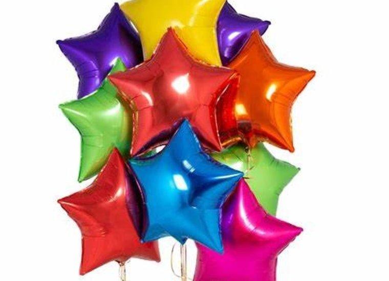 Foil or Mylar Balloons