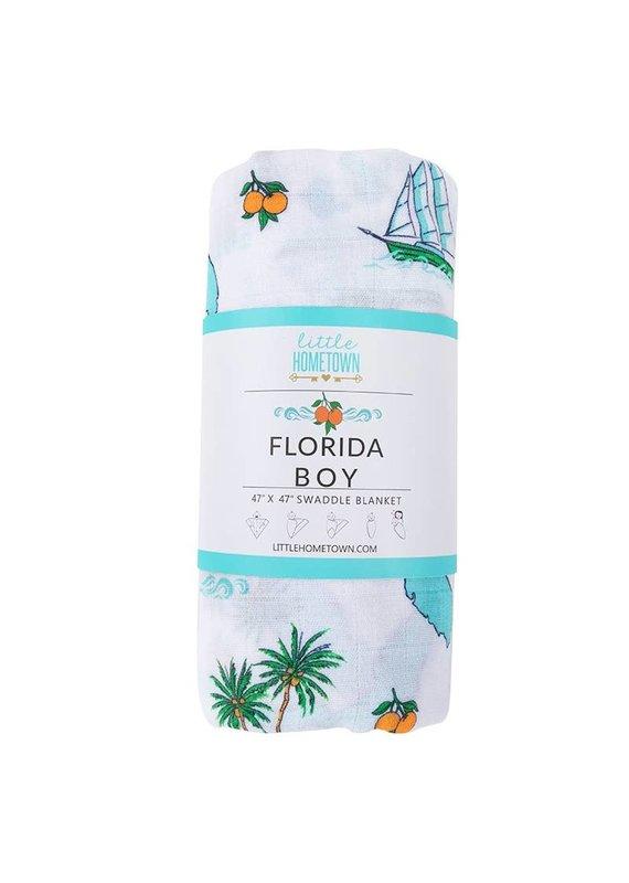 Little Hometown ****Florida Boy Swaddle