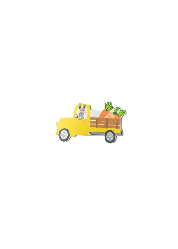 Cotton Colors ****Happy Everything Easter Truck Mini Attachment