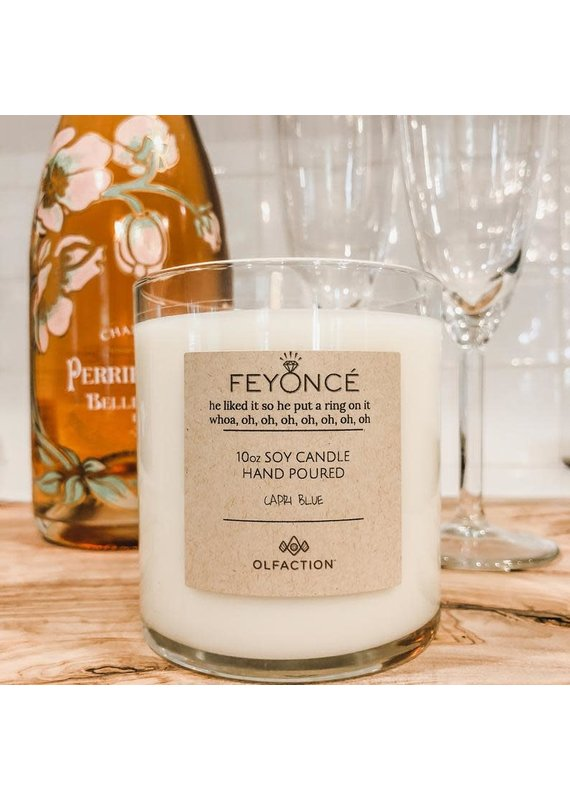 Olfaction ****Feyonce Bridal Soy Candle