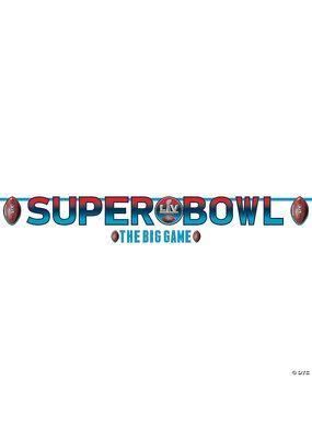 ****NFL Super Bowl LV 2021 Jumbo Letter Banner Kit