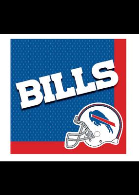 ****Buffalo Bills Lunch Napkins 36ct