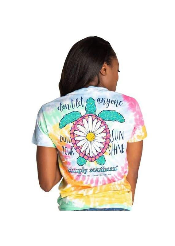 ****Simply Southern Short Sleeve Sunshine Classic
