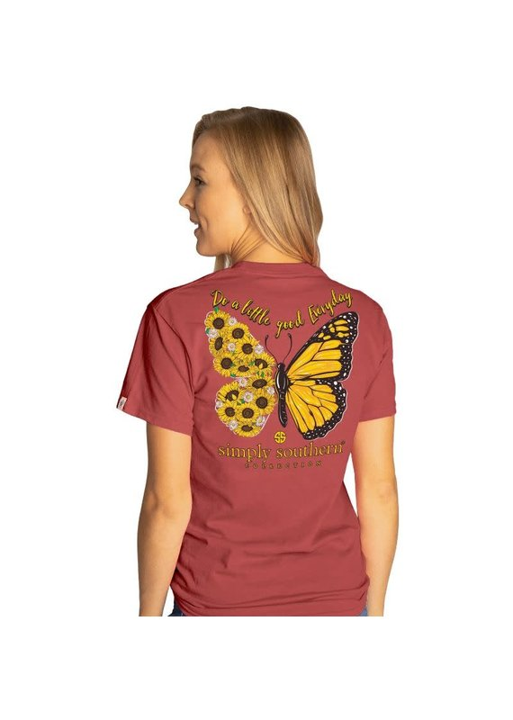 ****Simply Southern Short Sleeve Good Spice
