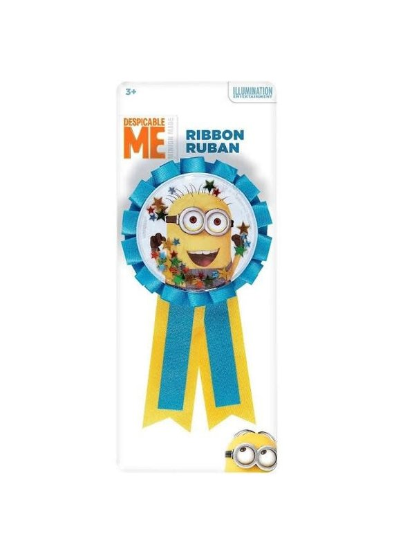 *****Minion Award Ribbon