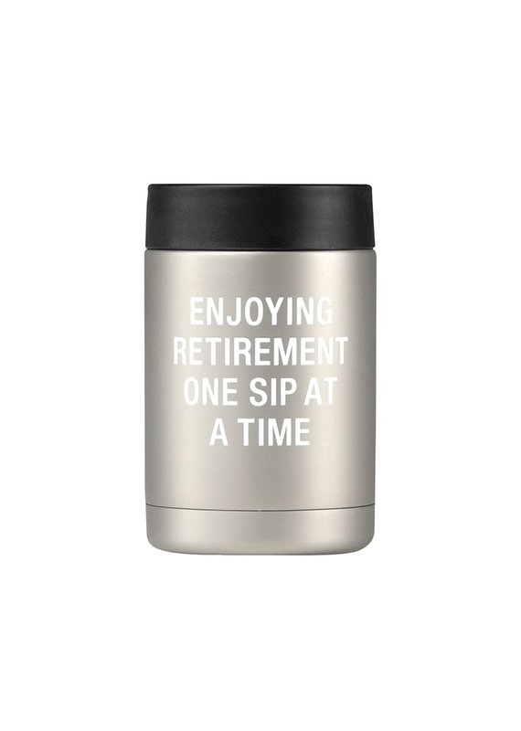 About Face Designs ****Enjoying Retirement One Sip at a Time Can Cooler